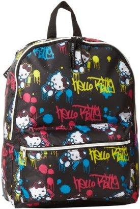 Hello Kitty FAB Starpoint Little Girls' Graffiti A Backpack