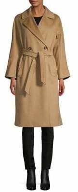 Max Mara Katai Wool Coat