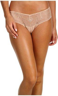 Natori Lotus Edge Thong Women's Underwear
