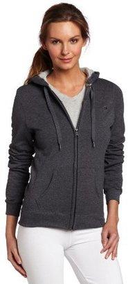 Champion Women's Full-zip Eco Fleece Jacket Hoodie $38 thestylecure.com
