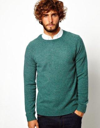 Asos Lambswool Rich Sweater
