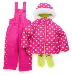 Hawke & Co Baby Girls Baby Girls 12-24 Months Snow Suit