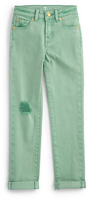 7 For All Mankind Girl's Josefina Pants