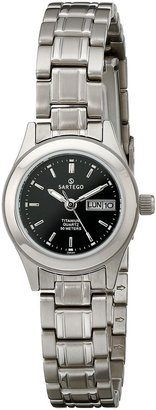 Sartego Women's SNT551 Barcelona Japanese Quartz Movement Watch