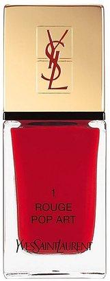 Yves Saint Laurent La Laque Couture in N 1 Rouge Pop Art