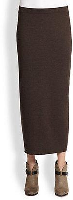 Eileen Fisher Wool Tube Skirt