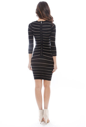 Torn By Ronny Kobo Coco Bandage Dress