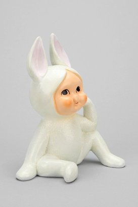 Urban Outfitters Plum & Bow Kewpie Doll Figurine