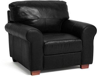 Argos Home Salisbury Leather Armchair