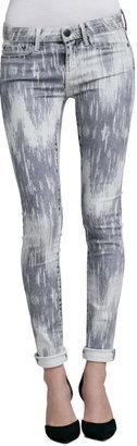 Vince Dylan Ikat Skinny Jeans