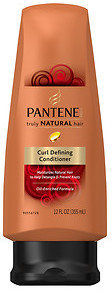 Pantene Truly Natural Hair Curl Defining Conditioner