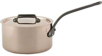 Mauviel M'Heritage Copper-Cast Iron Sauté Pan. 2.7 qt.