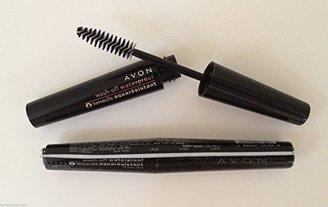 Avon Wash-Off Waterproof Mascara -Black $6.60 thestylecure.com