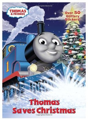 Thomas & Friends Thomas Saves Christmas