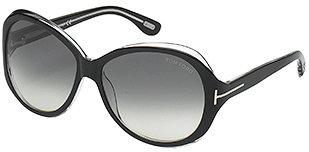 Tom Ford Cecile - Black Oversized Frames