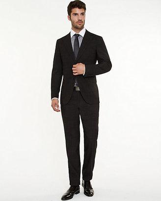 Le Château Italian Wool Blend Two-Piece Slim Fit Suit