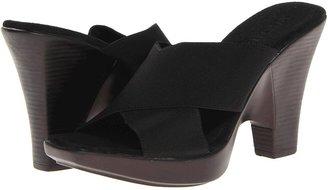 Vivanz Lucille (Black) - Footwear