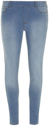 Dorothy Perkins Bleach Wash 'Eden' Ultra Soft Jeggings