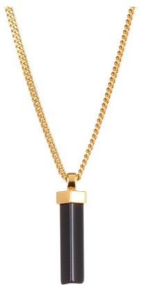 Vince Camuto C500698 (Gold/Black Onyx) - Jewelry