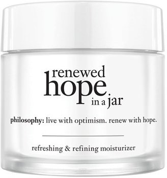 Philosophy 'Renewed Hope In A Jar' For All Skin Types $16 thestylecure.com