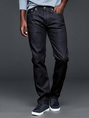 Gap 1969 Slim Fit Jeans (resin Rinse Wash)
