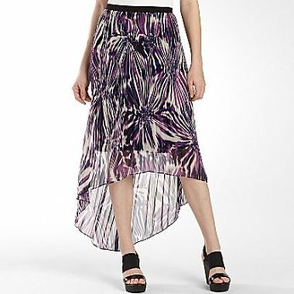 JCPenney Worthington® Pleated High-Low Skirt - Talls