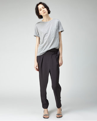 3.1 Phillip Lim cross front wrap trouser