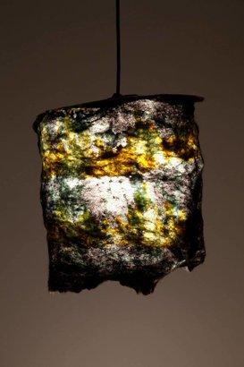 Anthropologie Vanja Bazdulj Moss-Webs Wonky Light