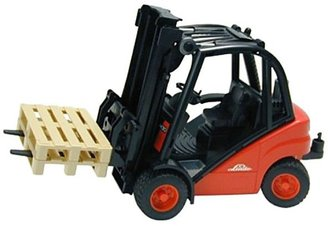 Bruder Linde H30D Fork Lift with Pallet