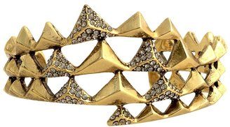 House Of Harlow Pyramid Wrap Cuff