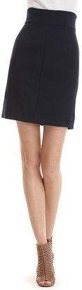 """Diane von Furstenberg Chi Chi"""" Shantung Jersey Skirt"""