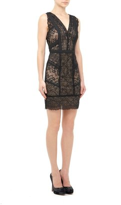 Nicole Miller Daiquiri Lace Dress