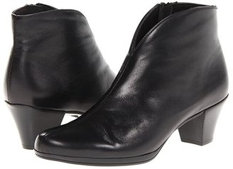 Munro American Robyn (Black Leather) Women's Boots