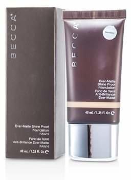 Becca Matte Skin Shine Proof Foundation - # Fawn 40ml/1.35oz