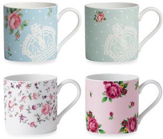 Royal Albert Modern Mugs - Set of 4