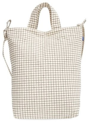 Baggu 'Duck Bag' Canvas Tote - Ivory $26 thestylecure.com