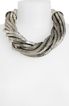 Topshop Twisted Statement Necklace