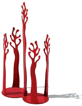 "Alessi Mediterraneo"" Paper Cup Holder, Red"