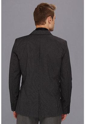 Calvin Klein Jeans Pinstripe Blazer