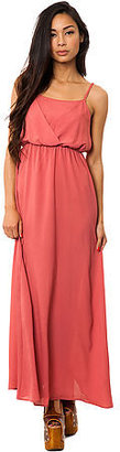 *MKL Collective The Maxi Dress in Coral