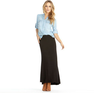 Rachel Roy Mermaid Maxi Skirt