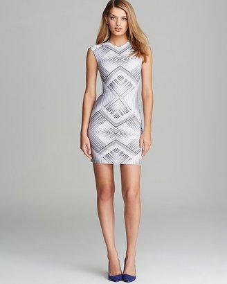 Torn By Ronny Kobo Dress - Morgan Maze Print