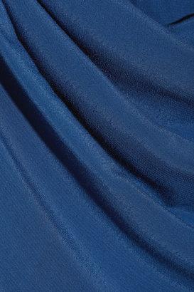 Vivienne Westwood Alto draped crepe dress