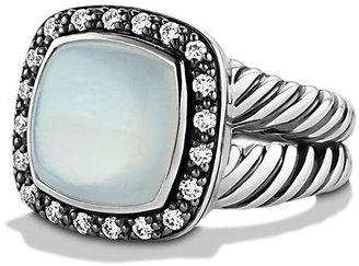 David Yurman 11mm Moon Quartz Moonlight Ice Ring