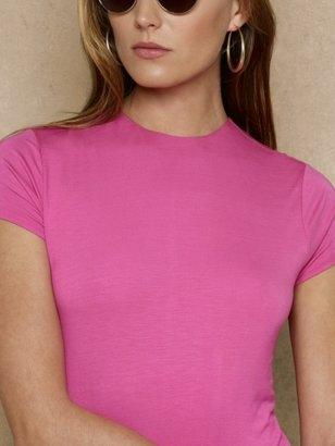 Ralph Lauren Blue Label Jersey Maxi Dress