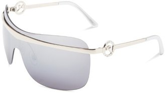 Rocawear Women's R390 SLV Shield Sunglasses $55 thestylecure.com