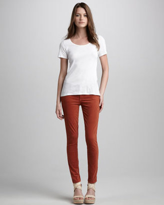 Paige Verdugo Skinny Cords, Amber
