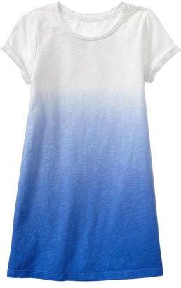 Gap Dip-dye slub T-shirt dress