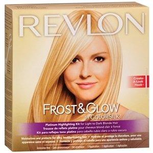 Revlon Frost & Glow Highlighting Kit, Platinum
