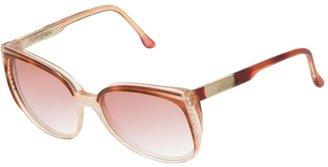 Yves Saint Laurent Pre Owned Gem Detail Sunglasses